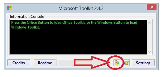 office 2013 activator microsoft toolkit