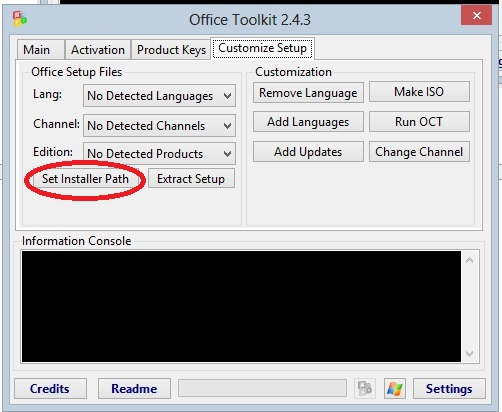 how to activate microsoft office 2013 professional plus with microsoft toolkit 2.4.5